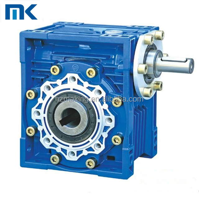 Chinese factory directly selling aluminum NRV series worm gearbox