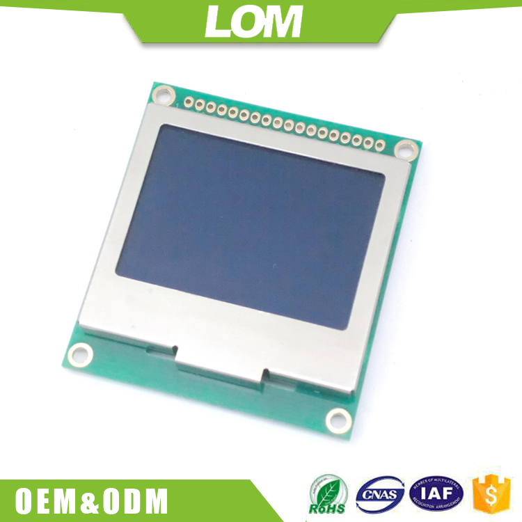 WYM12864K11 China manufacture professional micro lcd display module