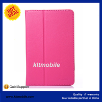 for iPad cover leather PU+PC TPU flip leather cover case for iPad Air OEM colors printing available at low price
