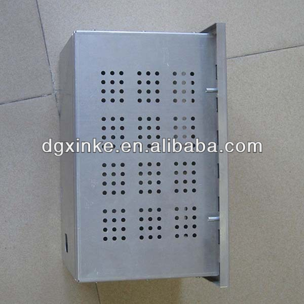 China metal fabrication galvanized steel formed enclosure router assembly cabinets