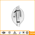 Top quality Zinc Alloy Auto Return Hinge for Toilet Partition (HAIYA)