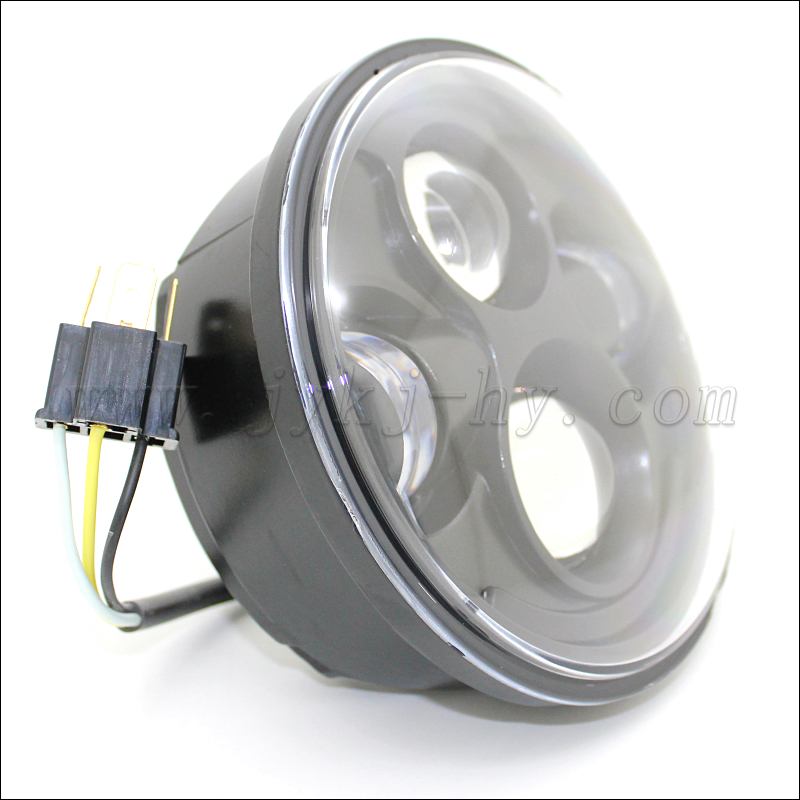 High Low <strong>Beam</strong> 5.75inch 20W 40W Harley LED motorcycle headlight