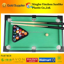 mini pool table/English billiards/children's snooker balls Educational Toys