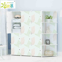 Removable bedroom furniture design clothes wardrobe