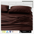 4pcs quantity egyptian 100% cotton material sheets bed bedding set
