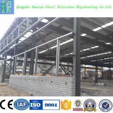 Custom design metal structure warehouse building plans