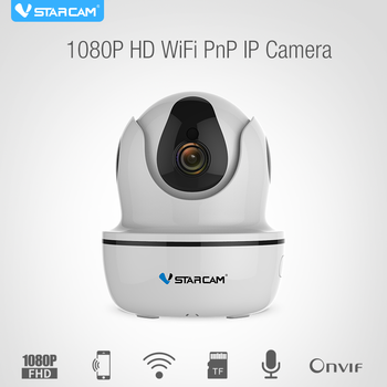 VStarcam C26S Wireless 1080p Mini IP Security Camera With Wifi SD Recording Card