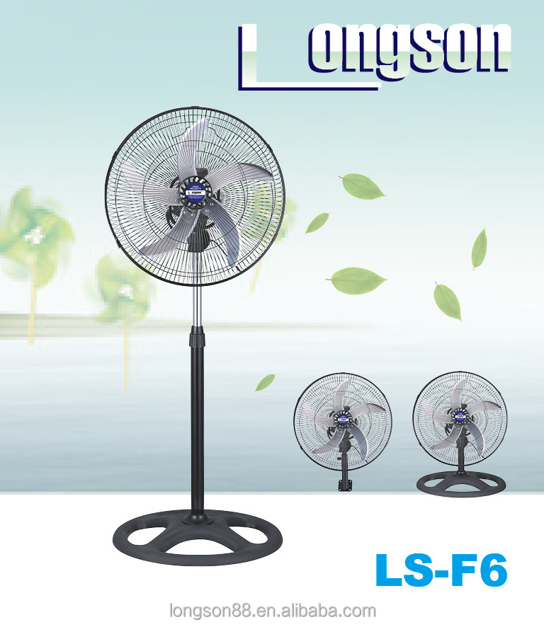 Fashion Portable Electric 18 inch 3 In 1 industrial Standing Air Cooler Fan