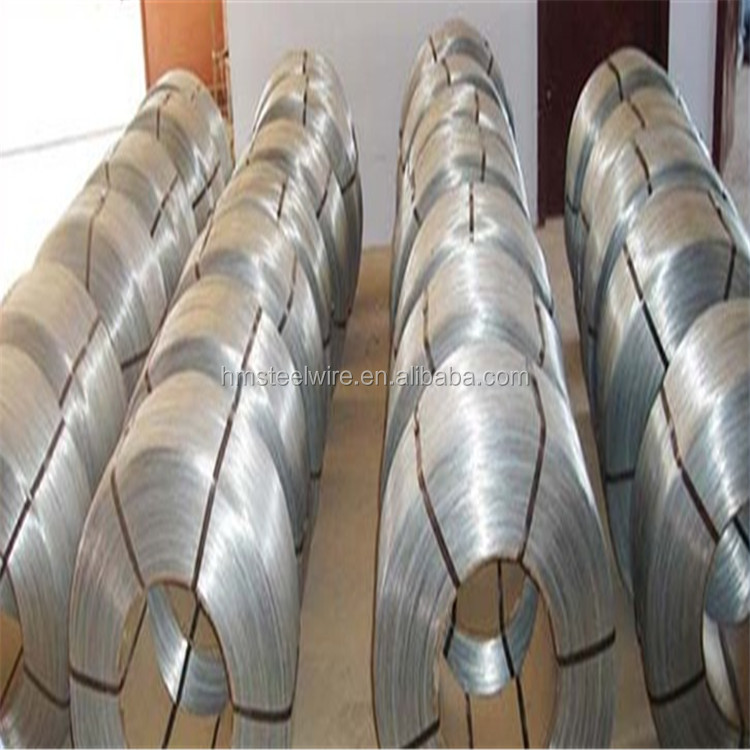 Galvanized steel wire used for Wire Mesh, Fencing and Fish Net wire