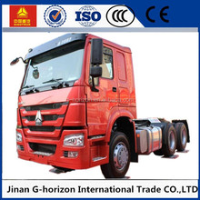 6x4 420hp 10 wheel Sinotruck howo tractor truck for sale