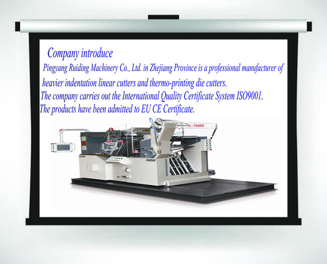 ML 1200 NXL Ruiding creasing and cutting machine,after printing die cutting machine 800*560 930*660 1100*800 1200*820
