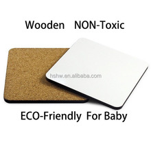 printing sublimation wood placemat bowl for <strong>kids</strong> feeding safer than silicone