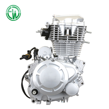 High Quality 4-stroke Air-cooled electric-starting CG150 Motorcycle Engine