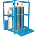 Open Type Gas Cylinder Storage