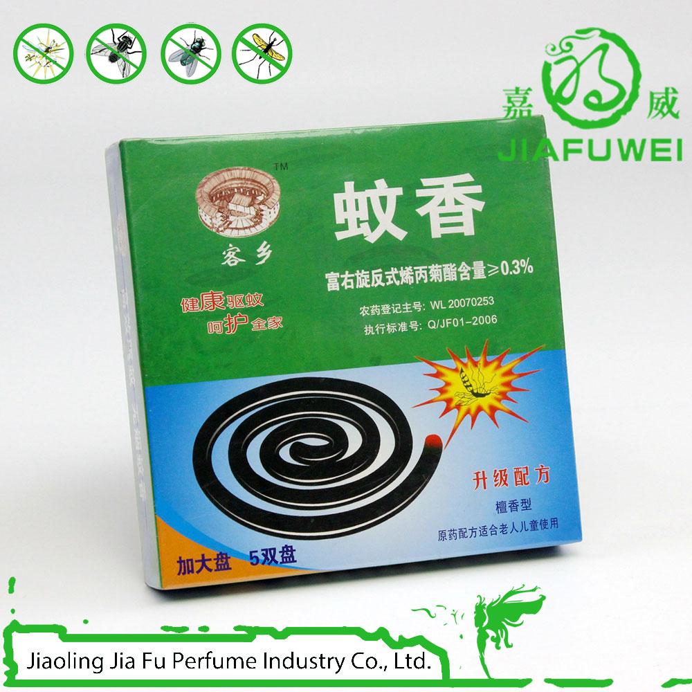 OEM mosquito repellent coils for africa market