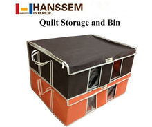 popular and useful foldabe storage box living box and bin for household
