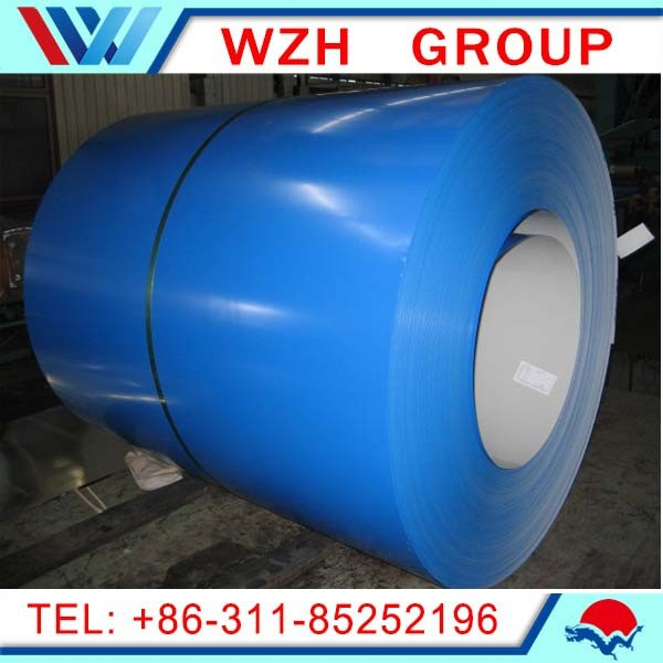 best selling products Prime Color coated steel coil,Hot sale Prepainted galvanized steel coil/DX51D color coated steel coil