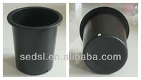 15 gallon round plastic flower pot black plastic tree pots large pots for outdoor tree