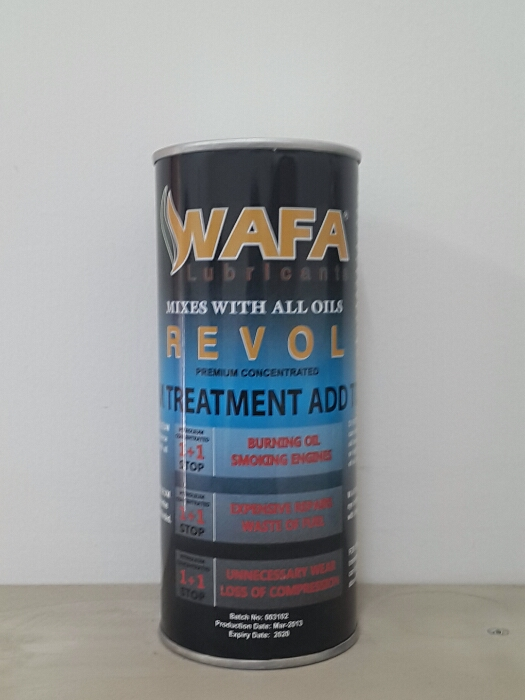 WAFA Engine Oil Treatment