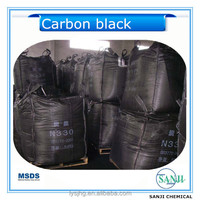 Chemical formula of Carbon Black powder