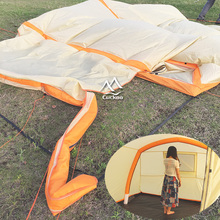 CUCKOO luxury air beam type Inflatable camping family tent for travel