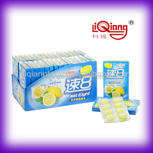 LQH-022 Super sour different type of lemon favor hard candy