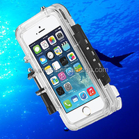 wholesale diving cell phone housing for iphone5s