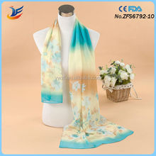 Europe and America Hot Selling Wholesale Chiffon Scarf