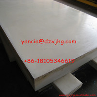 thick round cutting board/wear resistant plastic uhmw-pe board/Self-lubrication uhmw pe panel