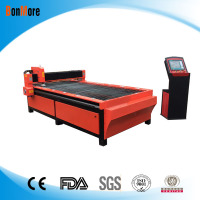 High Quality Iron Copper Steel Sheet Metal CNC Plasma Cutting Machine plasma cutter Price