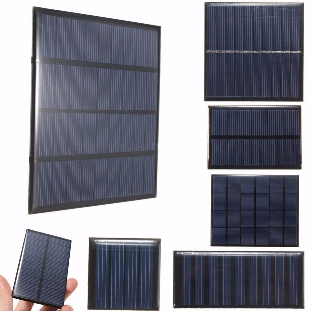 Photovoltaic Small Pet Laminated Pv Solar Panel Module Cheap PV Module