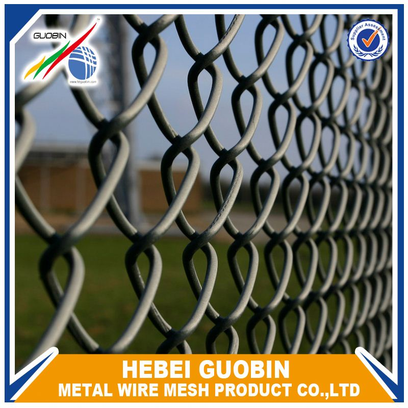 1/2' chain link fence cage