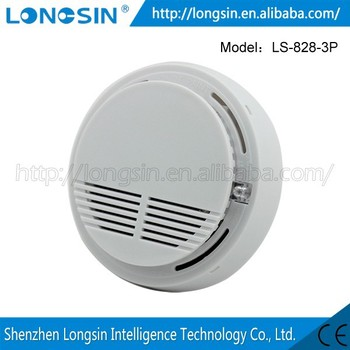 2015 Top Grade High Quality Sealed Lithium Battery Smoke Detector