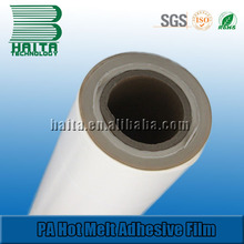 Nontoxic PA Hot Melt Adhesive Film For Footwear & Leather