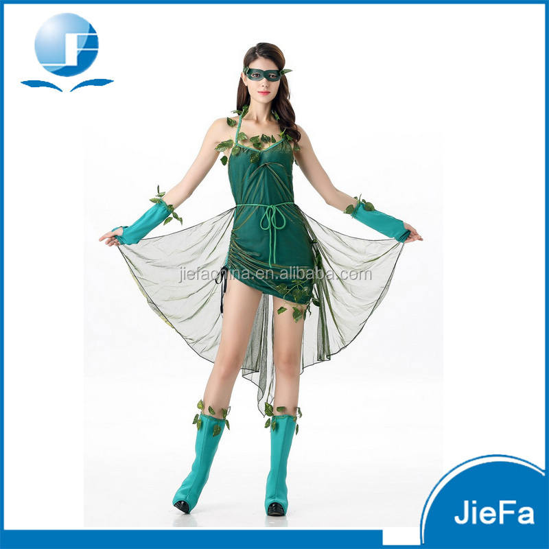 Adult Elf Costume Ladies Sexy Christmas Fancy Dress Female