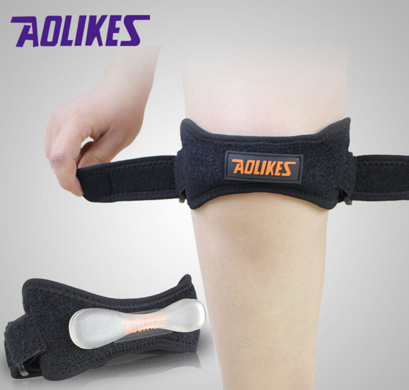 Adustable neoprene knee support as seen on tv