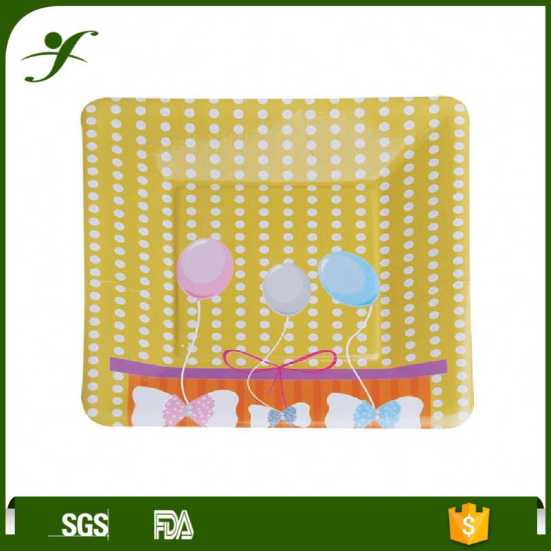 Ningbo Factory 20 years manufacturing food birthday party tray
