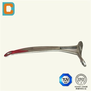 Stainless steel handy handle precision casting