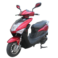 Chinese High Quality 2000W Electric Motorcycle
