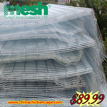 Free samples 4 tier layer poultry rearing cages