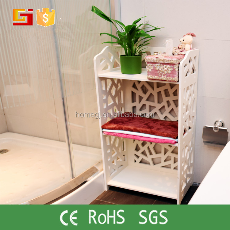 China Factory Low price high quality multipurpose bookshelf living room storage shelf