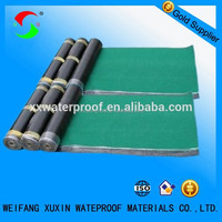 4mm best quality sbs modified bitumen waterproof membrane bitumen sheet for roofing