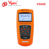 100% brand new original authentic Automotive OBD2 OBDII Vgate VS600 Diagnose Code Reader Scanner