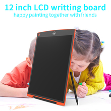 12 inch LCD writing tablet paperless smart LCD writing pad for child/school/teaching