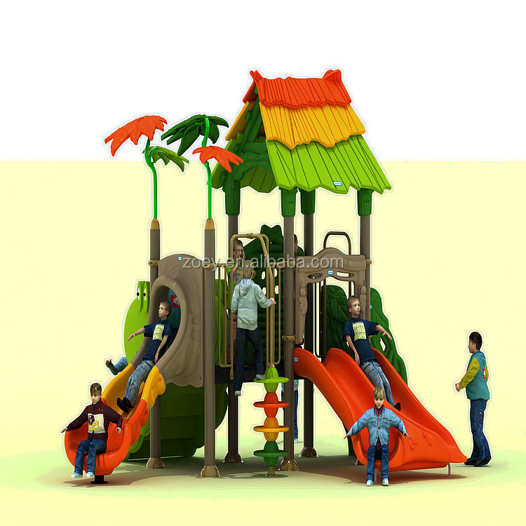 Professional manufacture outdoor play area
