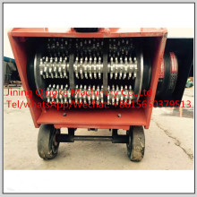 Concrete Scarifying Machine Road Milling Construction Equipment