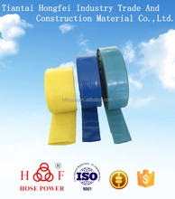 ISO High pressure flexible PVC spring hose/water pump hose