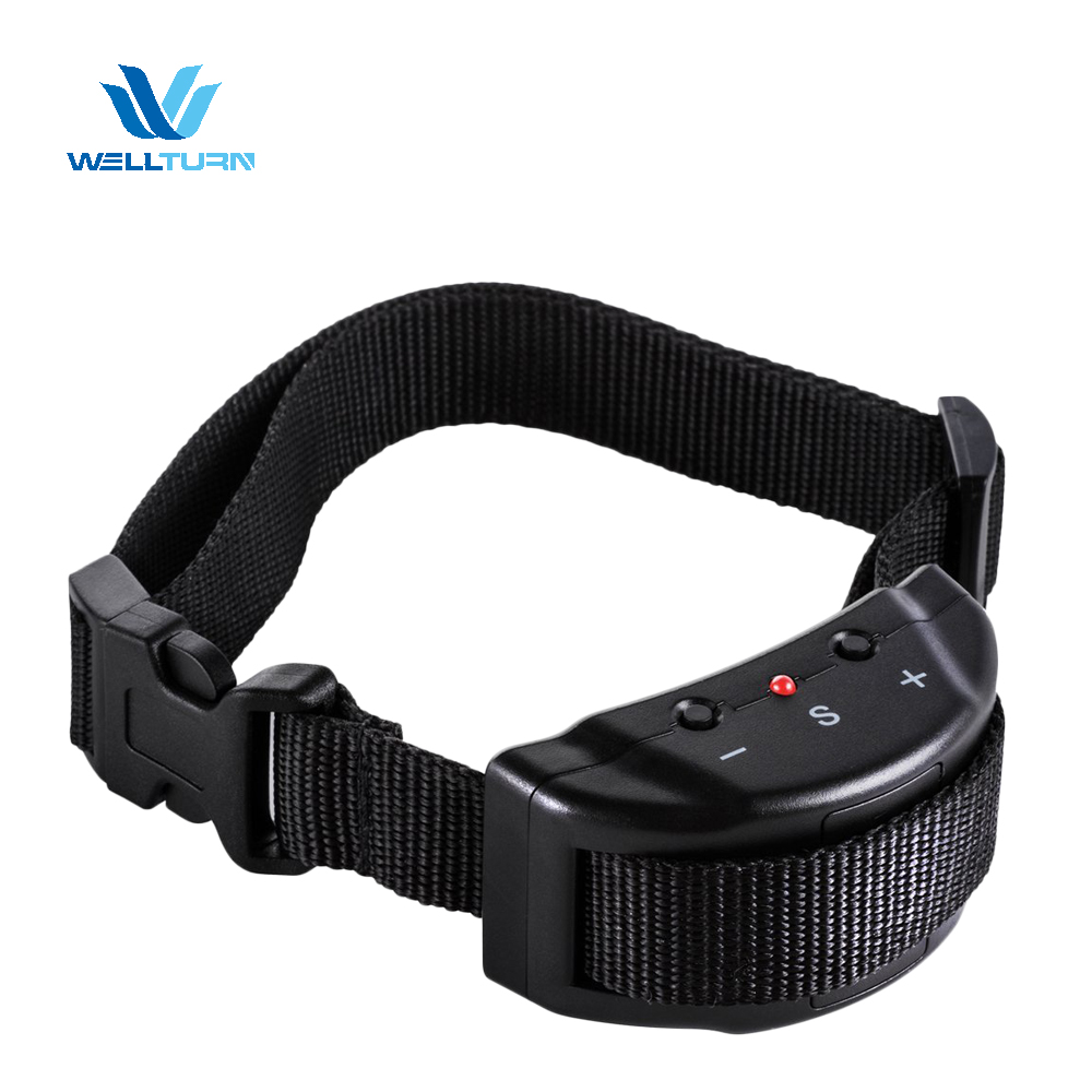 Best Quality Cheap Price Electronic Large Dog Training Collar, Pets Supplies Bark Vibrator Dog Control Antibark Collar For Dog