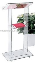 Custom Made Perspex Podium Pulpit Lectern Acrylic Podium Plexi Lectern