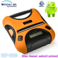"3"" pos 80 mm mini android bluetooth portable printer WSP-I350"
